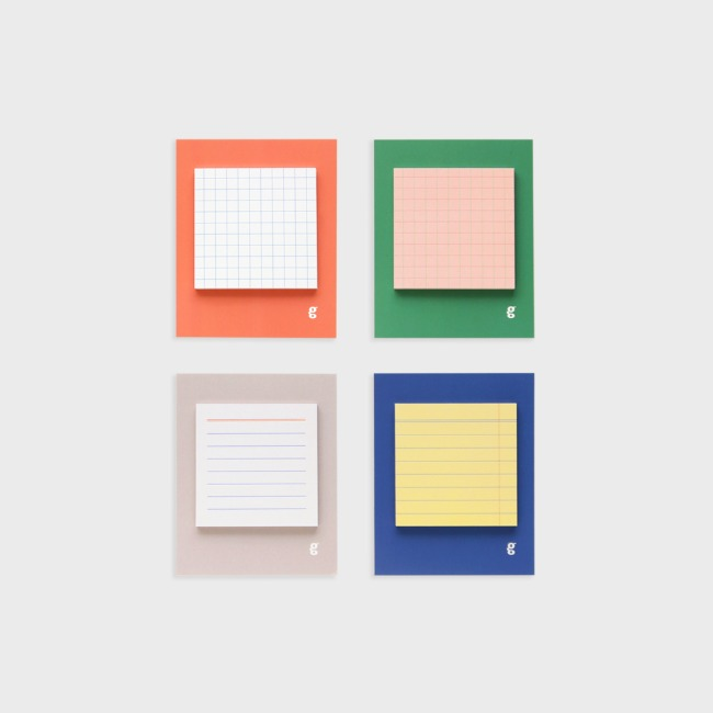 [공장] Square sticky pad