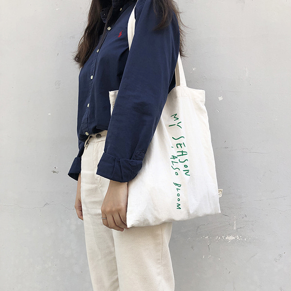 [ppp studio] season bag_ivory