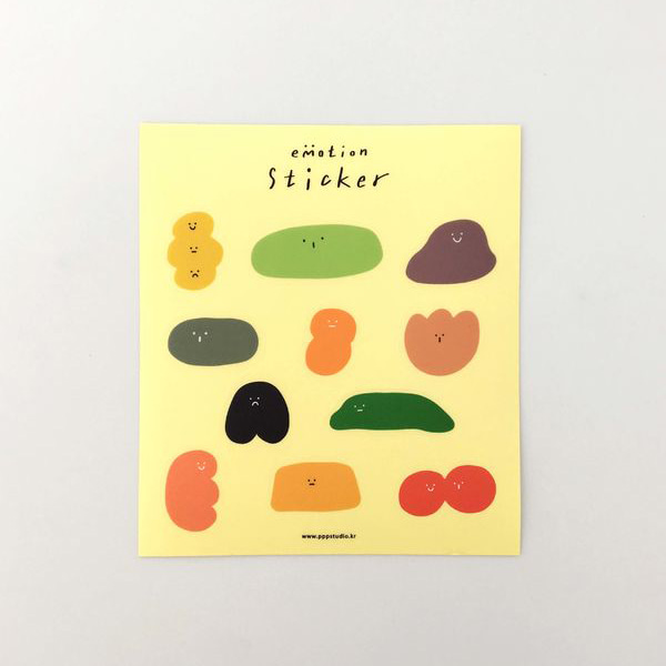 [ppp studio] emotion sticker ver.2