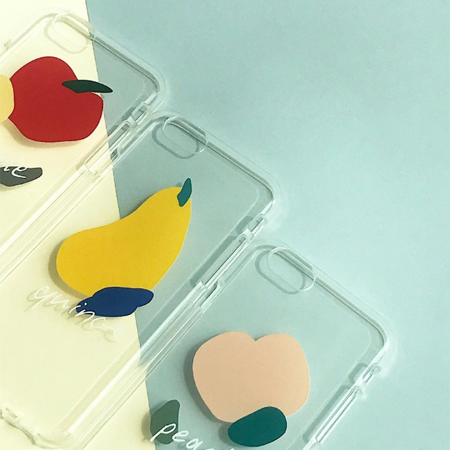 [ppp studio] fruit case
