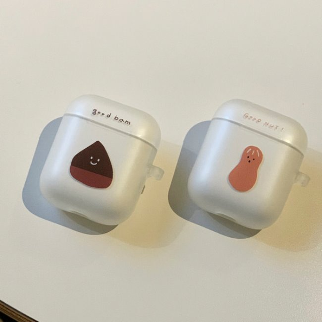 [ppp studio] bam nut air pod case