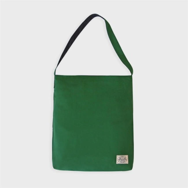 [공장] Reversible two way bag_Forest Green