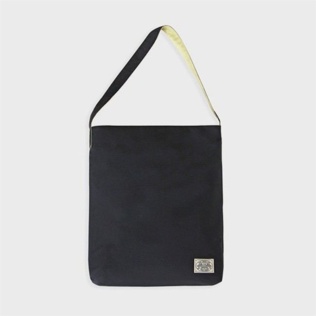 [공장] Reversible two way bag_charcoal