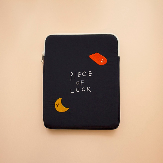 [ppp studio] ipad pouch_planet