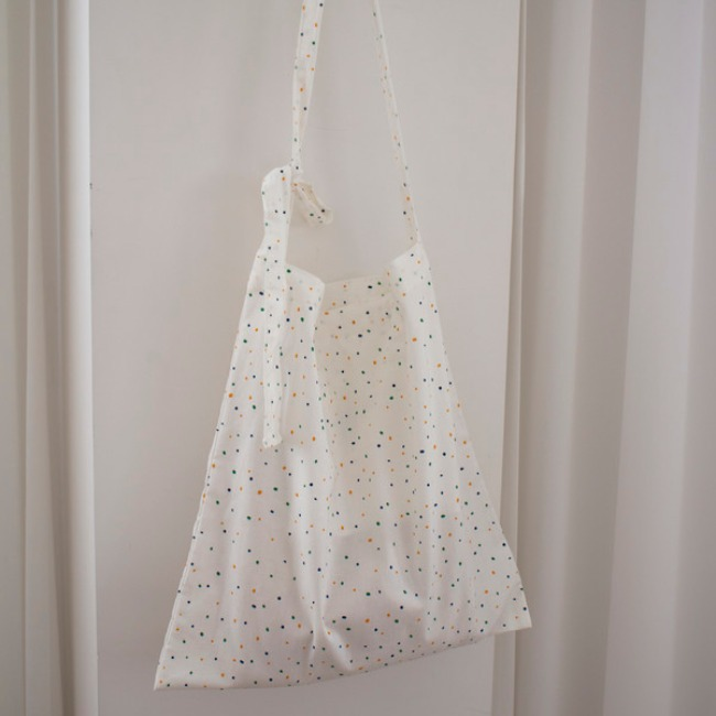 [ppp studio] [bag] color dot